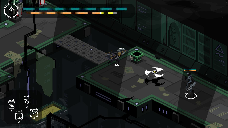 IP Alien Blade